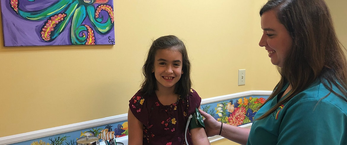 Eastern Shore Children's Clinic - Well Child Checkup